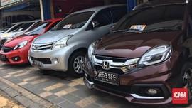Avanza dan Jazz Bersaing Curi Perhatian Pasar Mobil Bekas