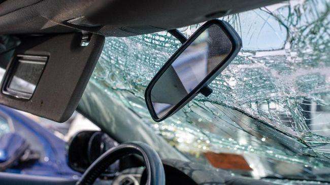Kecelakaan Beruntun di Tol Meruya, Satu Orang Tewas