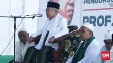 Ma'ruf Satroni Santri Madura, Sandi Temui Pedagang di Padang