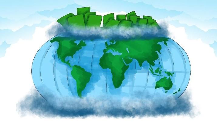Kawasan ini memperoleh skor 72,6 dibanding kawasan Eropa dan Amerika Utara dengan skor 70,8.