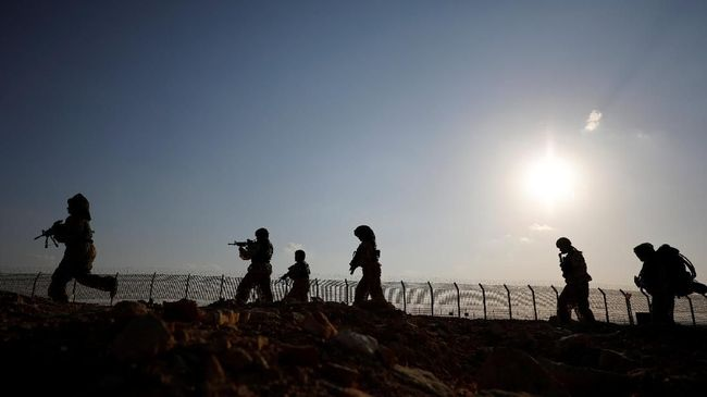 Warga Palestina Tewas Ditembak Israel Saat Hendak Menerobos