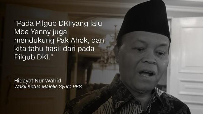 Hidayat Nur Wahid, Wakil Ketua Majelis Syuro PKS.