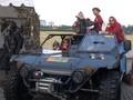 VIDEO: Alutsista Canggih Milik TNI di Kawasan Monas