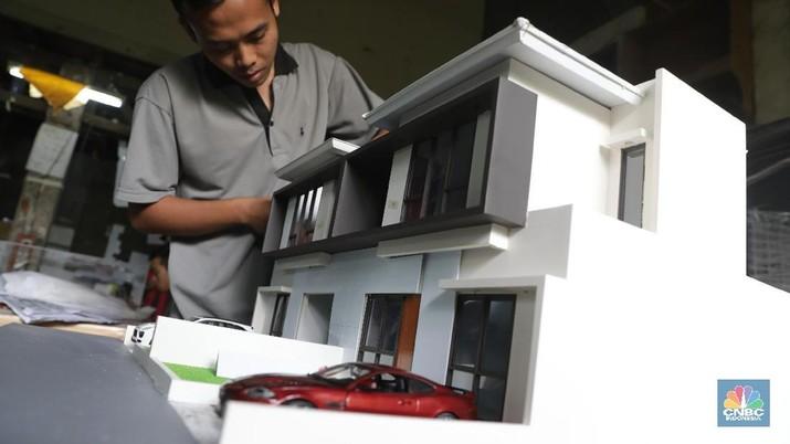 Performa emiten sektor properti tahun ini akan semakin kinclong.
