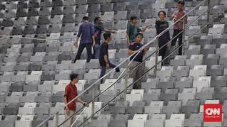 Istora Belum Ramah Disabilitas Jelang Asian Para Games 2018