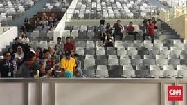 Persiapan Asian Para Games 2018 di GBK Tertahan