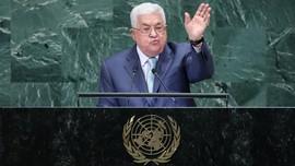 Di PBB, Presiden Palestina Tolak AS Jadi Mediator Konflik