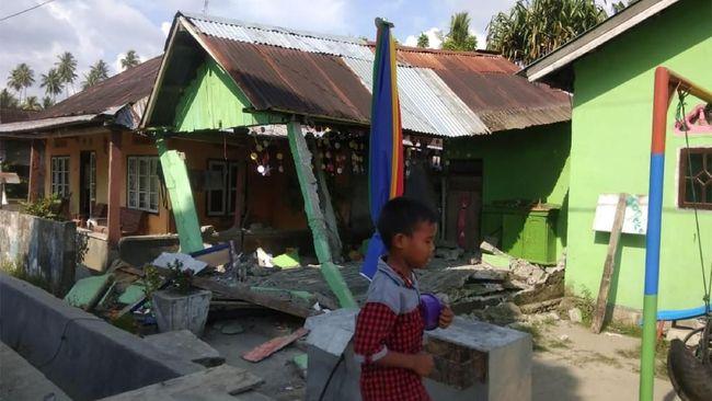 Gempa Donggala Terasa Hingga Kaltim dan Kaltara