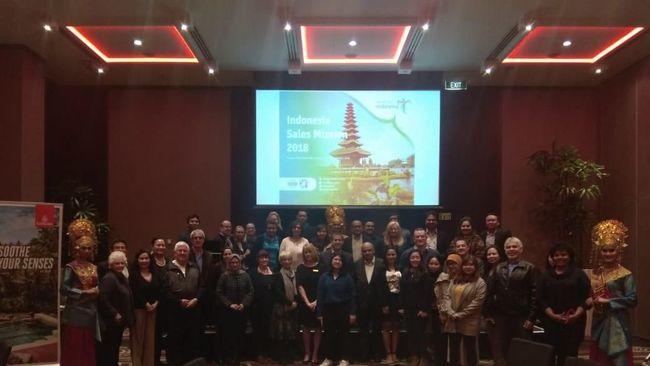 Kemenpar Optimis Tarik Lebih Banyak Wisman dari Selandia Baru