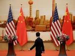 Siap Berunding, Pejabat Tinggi China Tiba di AS