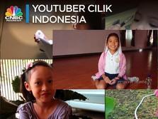5 Youtuber Cilik Indonesia Hasilkan Miliaran Rupiah