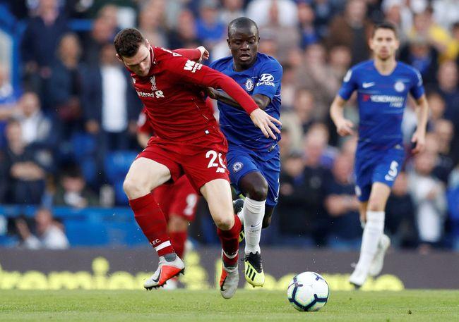 Liverpool vs Chelsea, Hazard, dan Batu Sandungan Gelar Juara