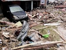 Korban Gempa Palu Bisa Ambil Barang Minimarket Secara Gratis
