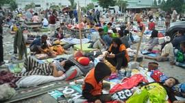 Pesan WhatsApp Ungkap 15 Kebutuhan Korban Tsunami Palu