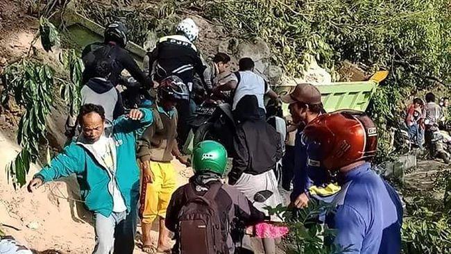 Korban Gempa Donggala-Palu Butuh Makanan, Susu dan Popok Bayi