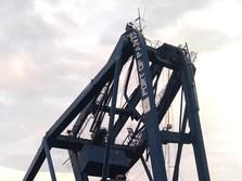 Gempa Donggala Bikin Pelabuhan Rusak dan Kapal Terdampar
