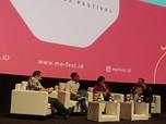 Pesan Sri Mulyani buat Milenial: Jangan Kebanyakan Klik Gosip