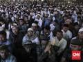 Ribuan Jemaah Mulai Padati Monas untuk Doakan Rizieq