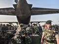 4.044 Personel dan 18 Pesawat TNI Diterjunkan ke Palu