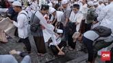 Acara ini diisiniasi oleh Front Pembela Islam DKI Jakarta dan dihadiri sejumlah tokoh agama dan elite politik Jakarta. FPI menggalang doa untuk keselamatan Rizieq yang saat ini dicekal oleh pemerintah Arab Saudi.
