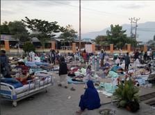 BNPB Sebut 16.732 Orang Mengungsi Akibat Gempa Donggala
