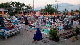 FOTO: Palu dan Donggala Porak Poranda Akibat Gempa 7,4 SR