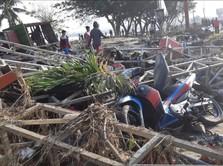 BNPB Laporkan 48 Orang Meninggal Dunia Akibat Gempa Donggala