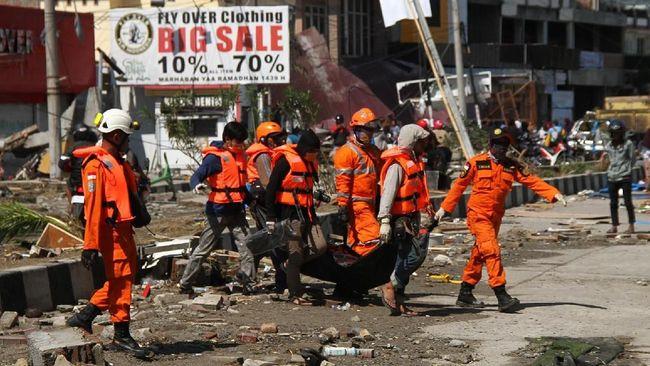 ACT Catat Korban Tewas Gempa Palu Capai 1.203 Orang