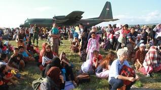 Wiranto: Negara Sahabat Siap Pinjamkan 10 Pesawat Hercules