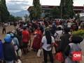 BNPB Sebut Pasokan BBM ke Palu Sudah Capai 70 Persen