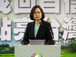 Nambah 8 Kasus COVID-19, Taiwan Batasi Perjalanan Tak Penting