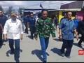 VIDEO: Presiden Jokowi Tinjau Lokasi Gempa dan Tsunami Palu