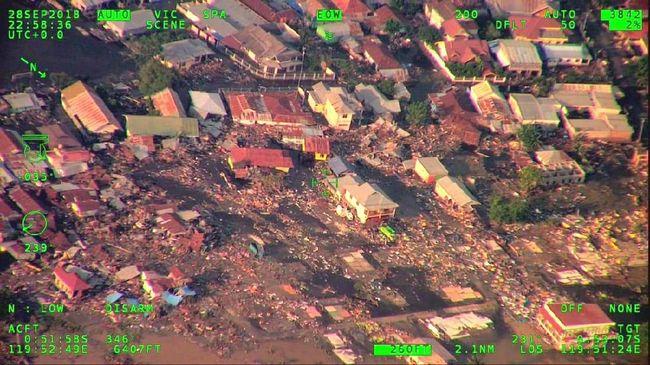 Mengenal Likuifaksi, Fenomena 'Tanah Bergerak' Gempa Palu