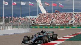 Lewis Hamilton Menang F1 GP Rusia