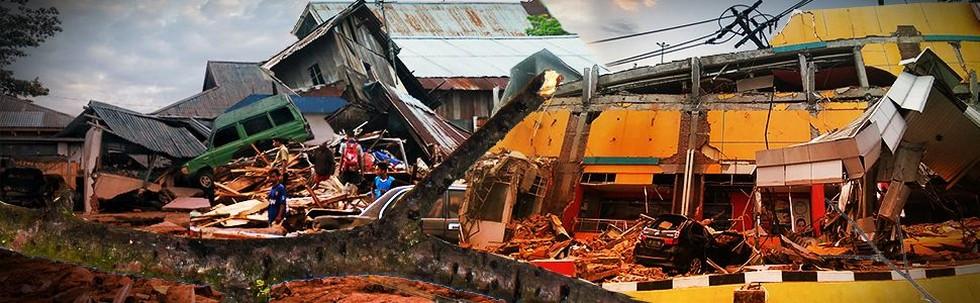 Sulteng Diguncang Gempa 7,4 SR