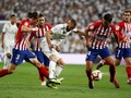 Real Madrid vs Atletico Imbang di Babak Pertama
