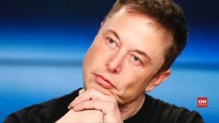 Elon Musk Bakal Hubungkan Komputer dengan Otak Manusia