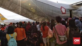 Satu Pesawat Asing Bawa Bantuan Ditolak Mendarat di Palu