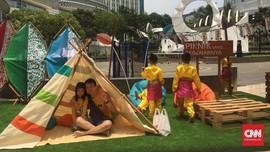 Menikmati Akhir Pekan dengan Piknik di Tengah Kota