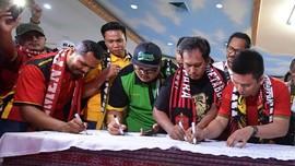 Perwakilan Suporter Indonesia Sepakat Tolak Kekerasan