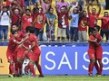 Babak Pertama: Timnas Indonesia U-16 Ungguli Australia 1-0