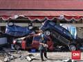 Tahanan Bakar Rutan Donggala Sebelum Kabur Diguncang Gempa