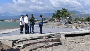Nias Gempa Dua Kali Dalam Satu Jam