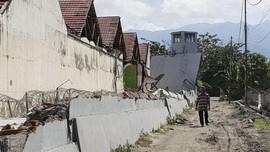 Tahanan Kabur di Palu Punya Jatah Seminggu Temui Keluarga