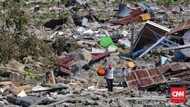 Gaji Oktober Anggota DPR Diusulkan untuk Korban Gempa Sulteng
