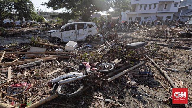 Dokumen Hilang saat Tsunami, Mobil Tetap Bisa Klaim Asuransi