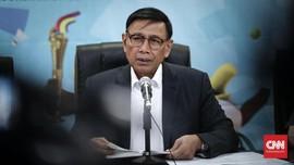 Wiranto Sebut Cucunya Meninggal Karena Terpeleset di Kolam