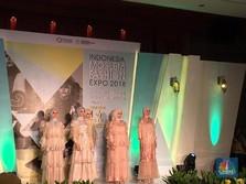 Ekspor Fesyen Indonesia Rp 122 T, Kuasai 2% Pasar Dunia