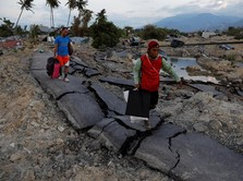 Sri Mulyani Bakal Tambah Dana Bantuan Gempa Sulteng