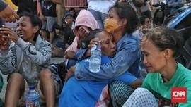 Kebutuhan Dasar Pengungsi Gempa Palu Belum Terpenuhi